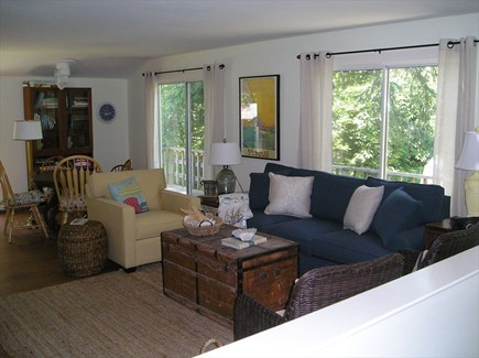 Woods Hole Woods Hole vacation rental - Living Room