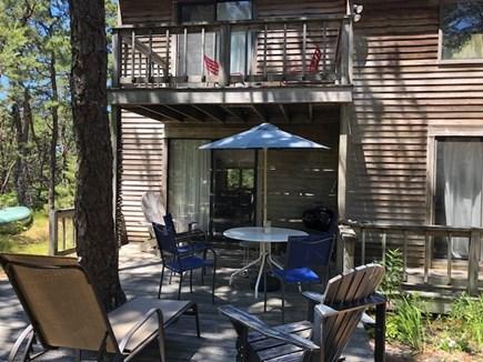 Wellfleet Cape Cod vacation rental - Nice indoor and outdoor spaces