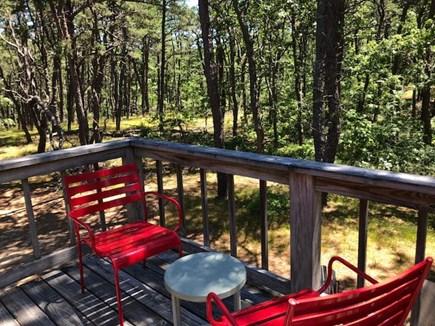 Wellfleet Cape Cod vacation rental - So woodsy and quiet