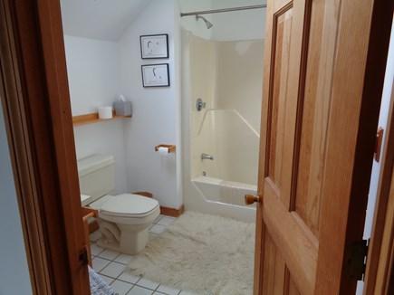 Wellfleet Cape Cod vacation rental - Full downstairs bath