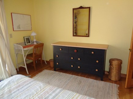 Wellfleet Cape Cod vacation rental - Bright and Cheery first floor bedroom with a queen bed