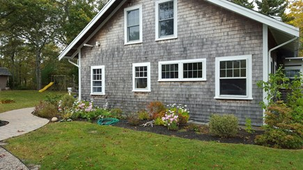 South Orleans Cape Cod vacation rental - Beautiful sunny yard