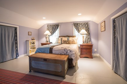 South Orleans Cape Cod vacation rental - 2nd floor master suite Bedroom area