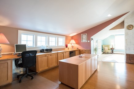 South Orleans Cape Cod vacation rental - 2nd floor master suite is very spacious