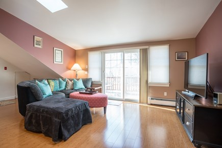 South Orleans Cape Cod vacation rental - 2nd floor master suite sitting area
