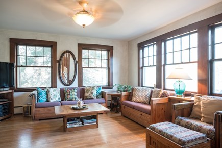 South Orleans Cape Cod vacation rental - Bright and comfortable living room