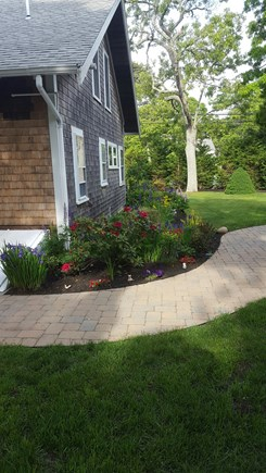South Orleans Cape Cod vacation rental - Amazing landscaping and walkways
