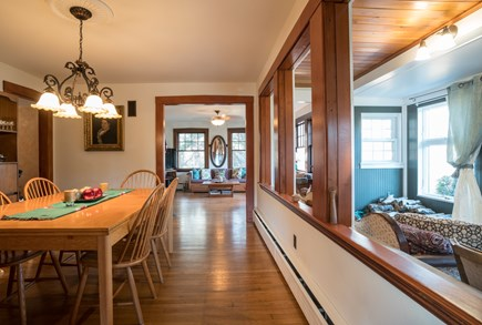 South Orleans Cape Cod vacation rental - Great dining room area