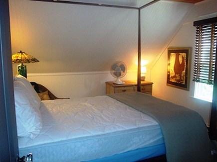 Wellfleet Cape Cod vacation rental - Upstairs bedroom with double bed