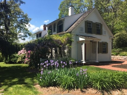 Wellfleet Cape Cod vacation rental - Beautiful farmhouse with guest barn on romantic grounds