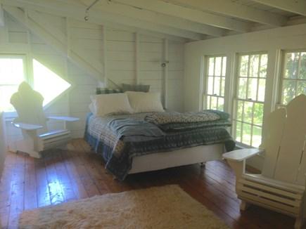 Wellfleet Cape Cod vacation rental - Queen bed in the loft