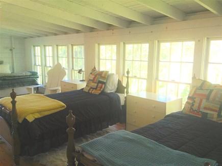 Wellfleet Cape Cod vacation rental - 2 Twins in the loft