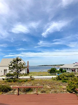 Wellfleet Cape Cod vacation rental - Views of the harbor & beyond
