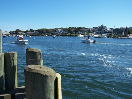 Falmouth Cape Cod vacation rental - Falmouth Harbor - a stone's throw away