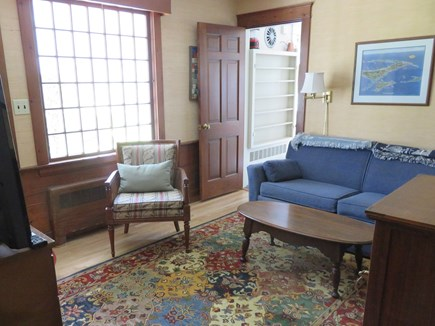 Falmouth Cape Cod vacation rental - Cozy den to read, watch TV, or play games