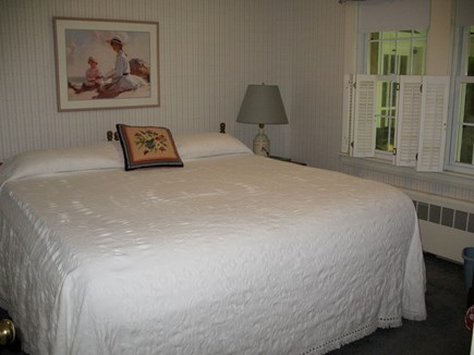 Falmouth Cape Cod vacation rental - First floor king bedroom
