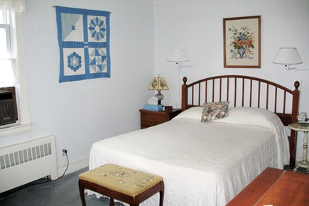 Falmouth Cape Cod vacation rental - Corner double bedroom on first floor