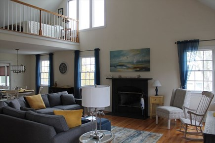 Chatham Cape Cod vacation rental - Tall Ceilings
