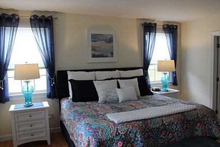 Chatham Cape Cod vacation rental - Master Bedroom on First Floor
