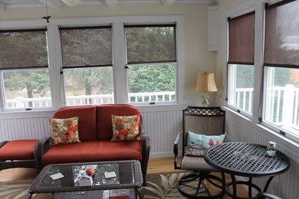 Chatham Cape Cod vacation rental - Porch