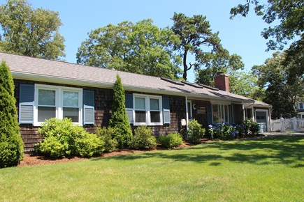 West Harwich Cape Cod vacation rental - Large ranch style home