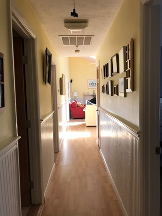 West Harwich Cape Cod vacation rental - Hallway
