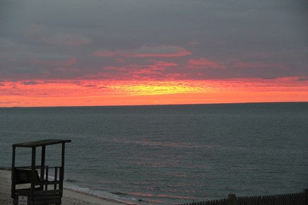 West Harwich Cape Cod vacation rental - Earle Road Beach 5 minute walk from house