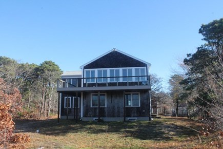 Eastham Cape Cod vacation rental - Front