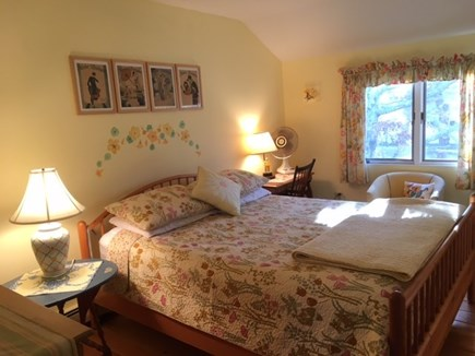 East Orleans Cape Cod vacation rental - Bedroom #1 comfortable room to get a good nights sleep
