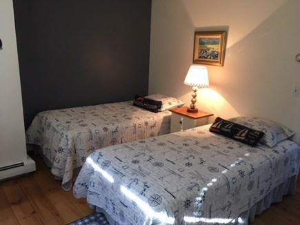 East Orleans Cape Cod vacation rental - Bedroom #2 is perfect for two