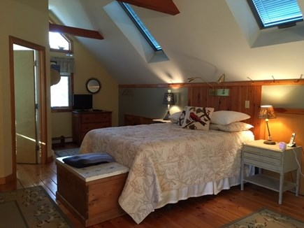 East Orleans Cape Cod vacation rental - Master Suite Bedroom #3