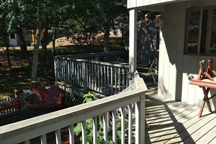 East Orleans Cape Cod vacation rental - Plenty of outdoor space to enjoy