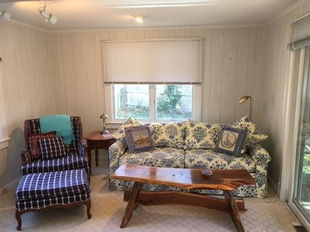 Harwich Cape Cod vacation rental - Den a cozy place to curl up with a book