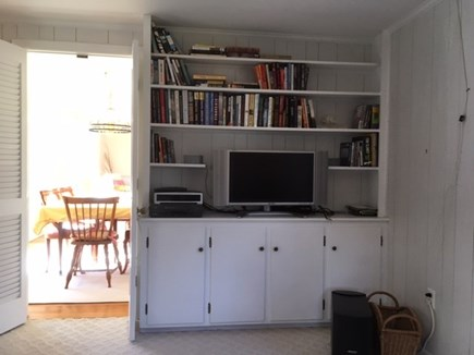 Harwich Cape Cod vacation rental - Great spot between the kitchen and the 3 season porch