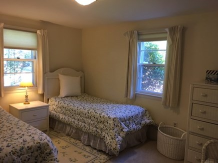 Harwich Cape Cod vacation rental - Bedroom #1 cozy twin beds