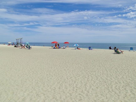 West Yarmouth Cape Cod vacation rental - Beautiful Sea Gull Beach, only 3/4 of a mile away from cottage.