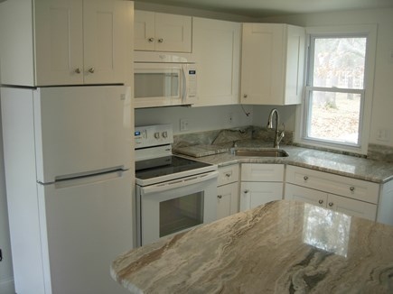 West Yarmouth Cape Cod vacation rental - Renovated Kokomo Kitchen with new Appliances and Granite.