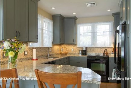 Pocasset, Bourne Pocasset vacation rental - Recently remodeled kitchen.