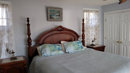 Pocasset, Bourne Pocasset vacation rental - Master bedroom with king bed