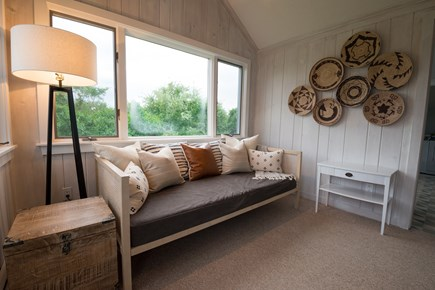 Falmouth Cape Cod vacation rental - Sun room