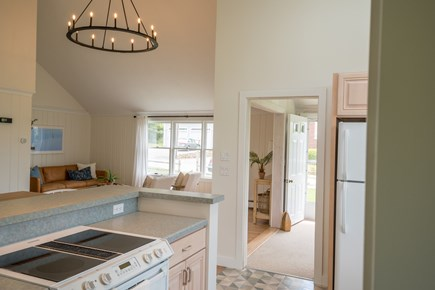 Falmouth Cape Cod vacation rental - Stay in the party even from the kitchen