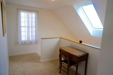 Eastham Cape Cod vacation rental - Bonus work space in upstairs hallway