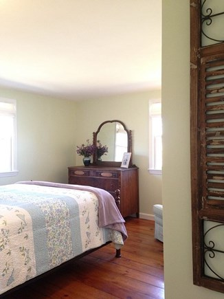 Chatham Cape Cod vacation rental - Master bedroom, first floor, queen bed