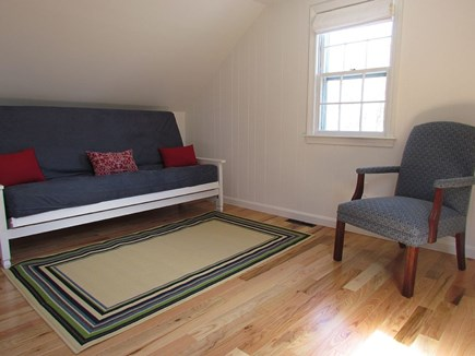 Chatham Cape Cod vacation rental - Upstairs loft area with queen size futon will comfortably sleep 2