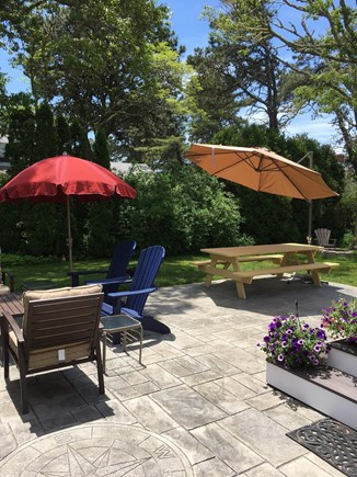 Chatham Cape Cod vacation rental - This comfortable outdoor space calls for relaxation..
