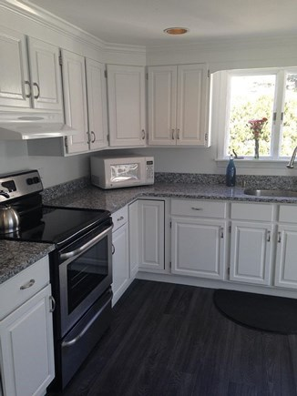 Chatham Cape Cod vacation rental - Newly updated, fully-stocked kitchen.