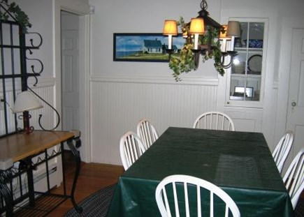 Brewster Cape Cod vacation rental - Dining area, plenty of room for the entire family