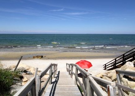 Brewster Cape Cod vacation rental - Just a short stroll to the beach