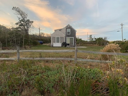 Eastham Cape Cod vacation rental - So peaceful listening to the waves and watching the lighthouse!