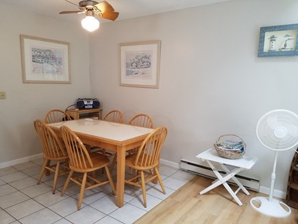 Brewster Cape Cod vacation rental - Lots of room for a family dinner